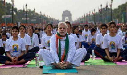 modi-yoga